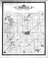 Marcellus Township, Wakelee, Fish Lake, Cass County 1896